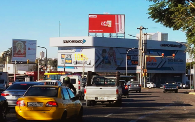 Camino a las Smart Cities. Beneficios de las pantallas LED en publicidad OOH