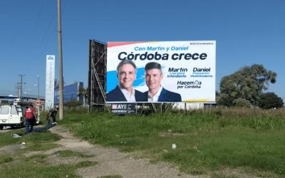 Campañas políticas en tiempos de Vía Pública