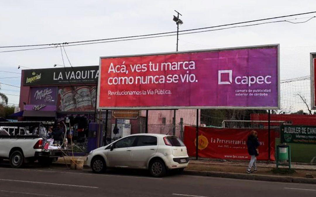 CAPEC revoluciona la Vía Pública