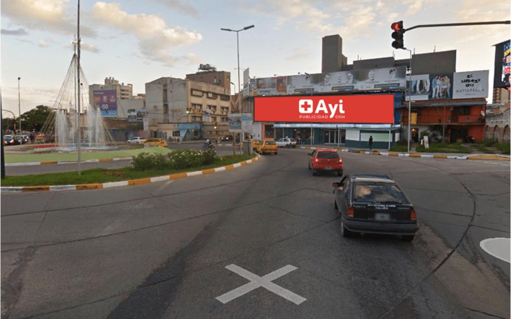 Ayi+via+publica+cartel+jujuy