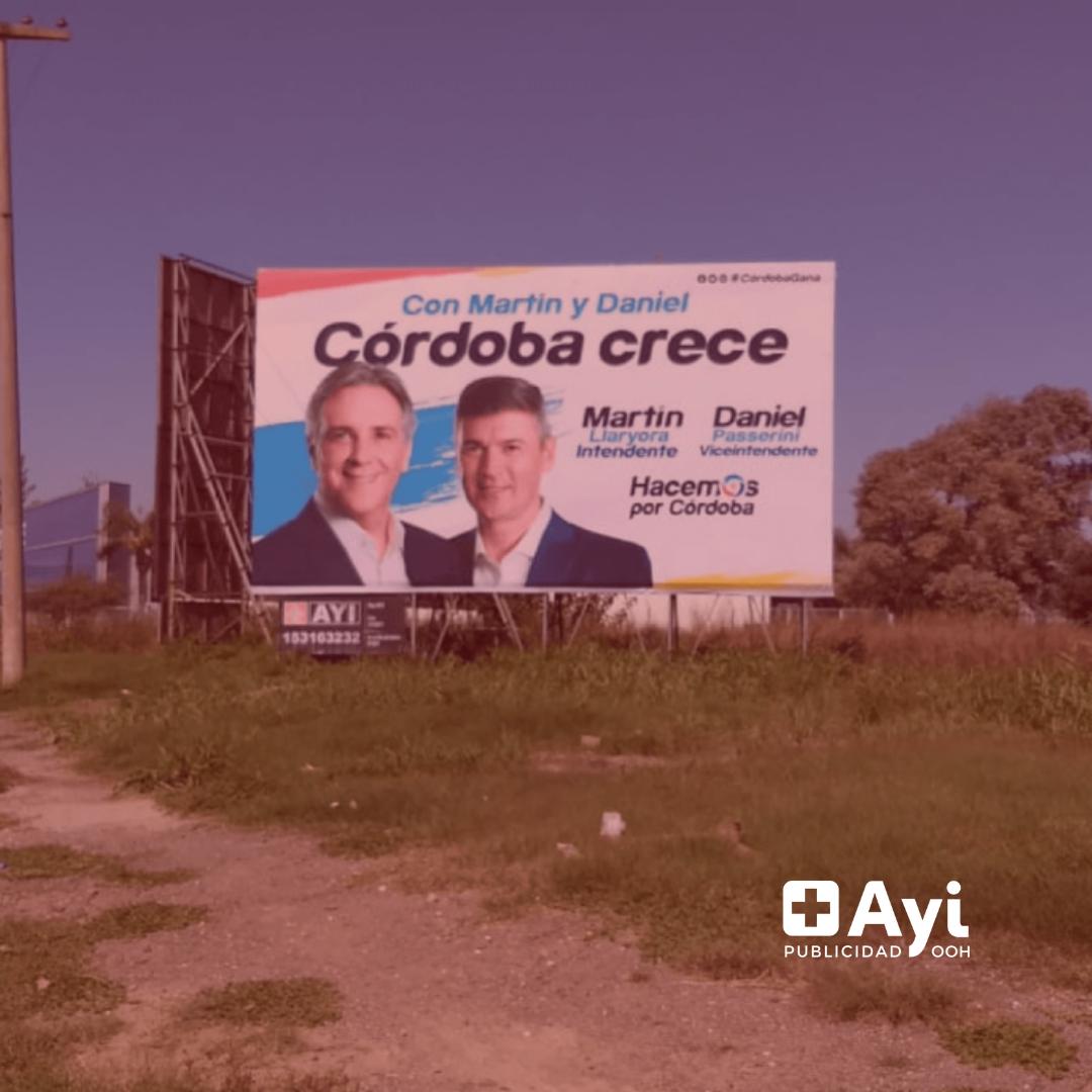 Llaryora, Elecciones